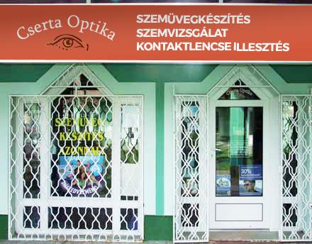 695c08f9c9 Szemvizsgálat, Szemüveg Üzletek - Cserta Optika Székesfehérvár ...